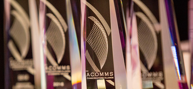 ACOMMS Awards Photo
